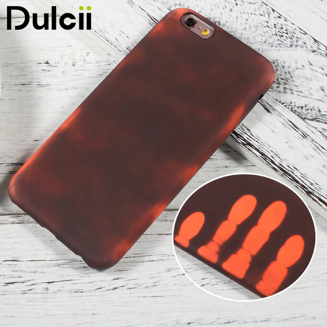 iphone 6 case heat sensitive