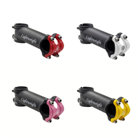 ultra light mountain bike fiber stem riser light exlinction60/70/ 80/90/100/110/matt stem and seatpost