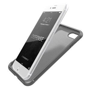 Image 4 - Funda x doria Defense Lux para iPhone 7 8 Plus, carcasa de teléfono de grado militar probada con caída para iPhone 7 8 Plus, funda de aluminio