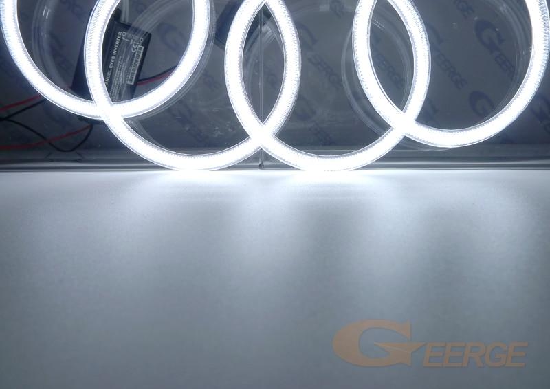 Для Mercedes Benz M Class W164 ML320 ML350 ML450 ML500 ML550 ML63 AMG 2008-2011 отличный ультра яркий CCFL комплект ангельских глаз