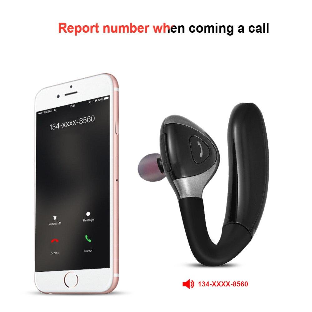 Wireless Bluetooth Headset Sport Headphone Earphone w/ Mic for iPhone Samsung LG