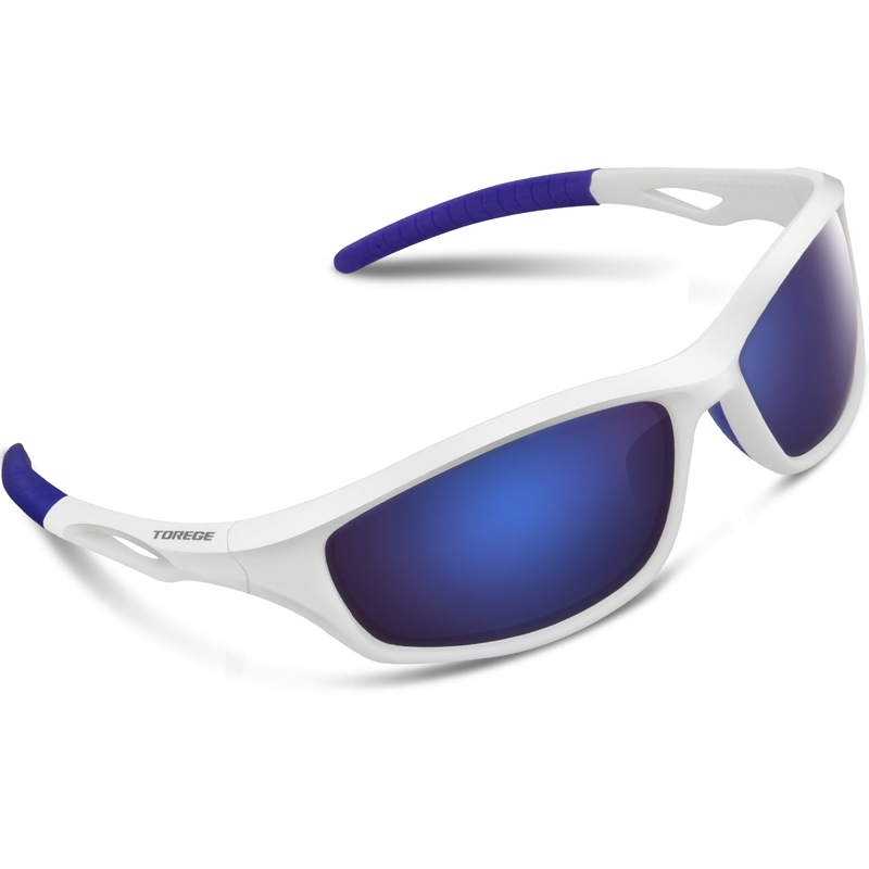5d2702b2fe TOREGE 2017 New Polarized Sunglasses for Men Women Goggle Eyewear ...