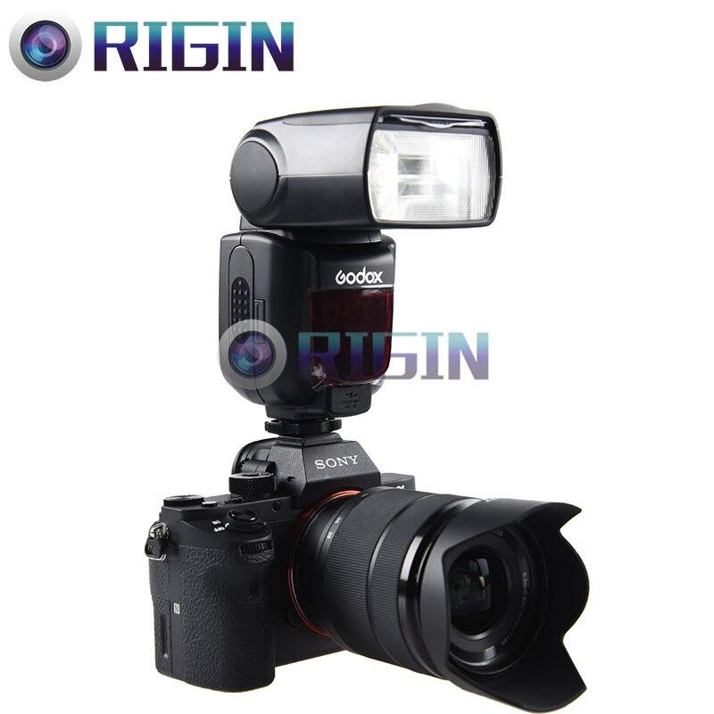 Godox TT600 / TT600S GN60 HSS 1 / 8000s Kamera Flash Speedlite 2.4G - Kamera və foto - Fotoqrafiya 4