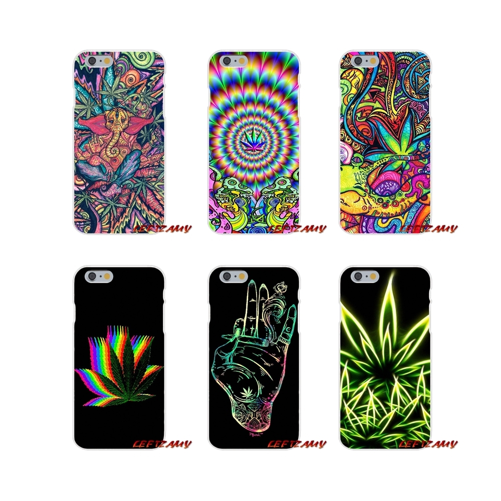 af0d758a260 For iPhone X XR XS MAX 4 4S 5 5S 5C SE 6 6S 7 8 Plus ipod touch 5 6  Abstractionism Art high weed tumblr design Phone Case Covers