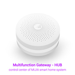 Xiaomi MIJIA Multifunction Gateway Upgrade Version Smart Home Control Center HUB With Speaker 16 Million Color Lights