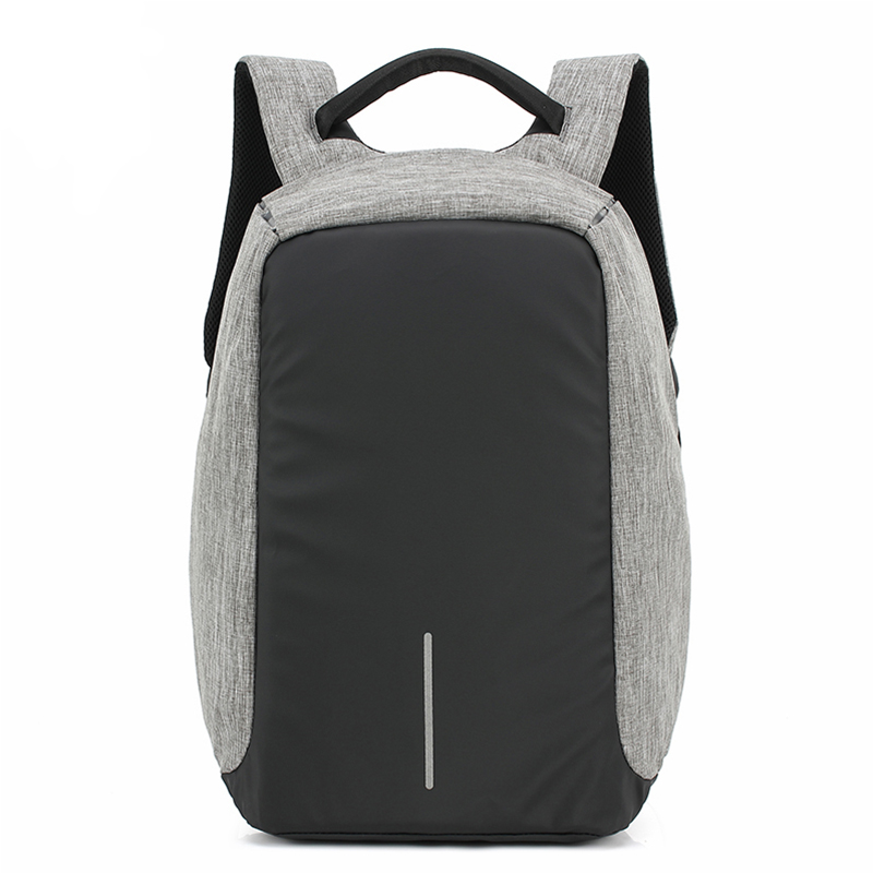 Men Backpack Anti theft multifunctional Oxford Casual Laptop Backpack With USB Charge Waterproof Travel Bag Computer