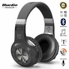 Bluedio Turbine Hurricane H Bluetooth 4.1 Wireless Stereo Headphones Headset Comfortable Wearing