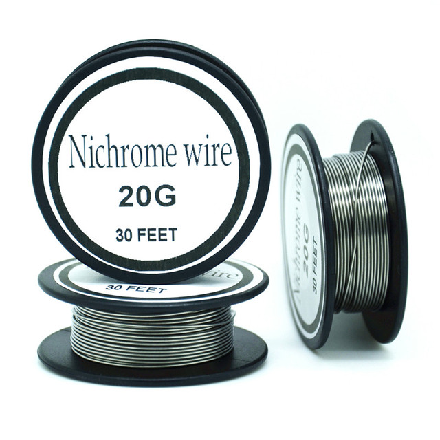 Nichrome Wire Pole - WIRE Center •