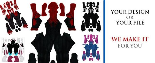 Benutzerdefinierte 3 Digitale Printting und Nähen Kostüm von Ihrem ...