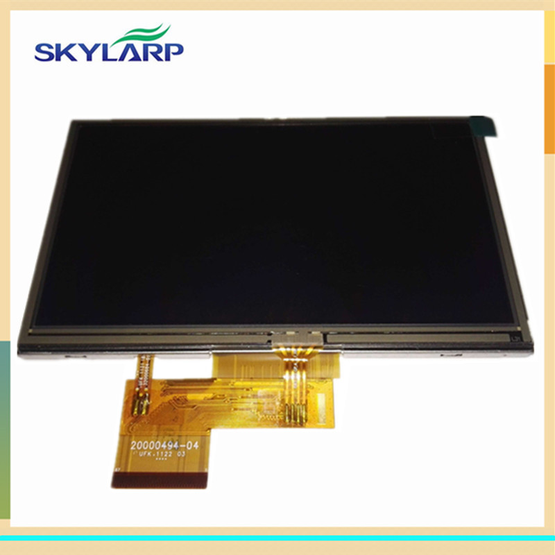 все цены на Original 5 inch LCD display screen+touch screen digitizer panel For Garmin Nuvi 2597LM 2597LMT GPS Navigation LCD display screen онлайн