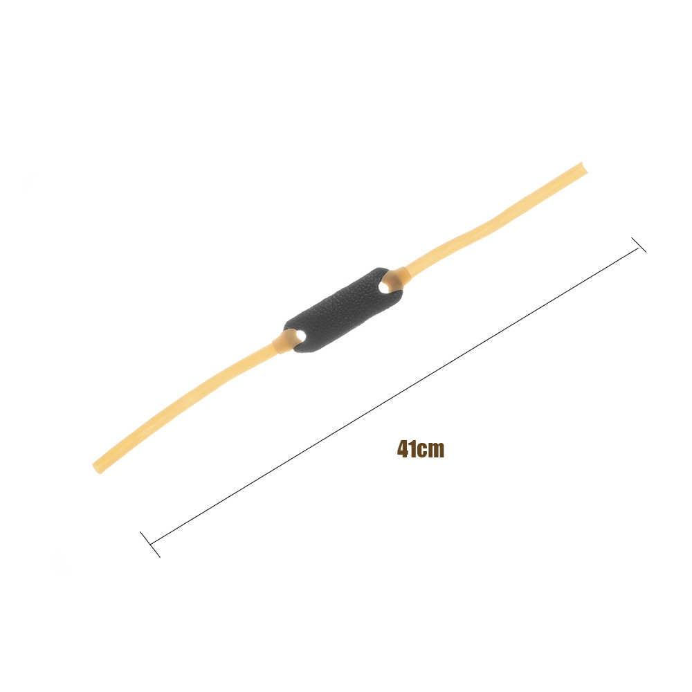 1X6*9 مللي متر الأربطة المطاطية دائم مطاطا بنجي استبدال ل slingع المنجنيق الصيد في الهواء الطلق المضادة للانزلاق الجلود اللاتكس أنبوب