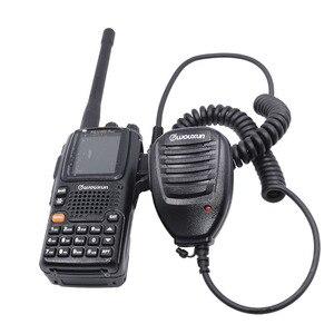 Image 5 - Alta Qualidade Original Wouxun Speaker Microfone para Wouxun SMO 002 KG UVD1P KG UV6D KG UV8D KG UV9D Plus Walkie Talkie