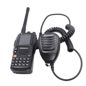 Image 5 - Original High Quality Wouxun Speaker SMO 002 Microphone  for Wouxun KG UVD1P KG UV6D KG UV8D KG UV9D Plus Walkie Talkie