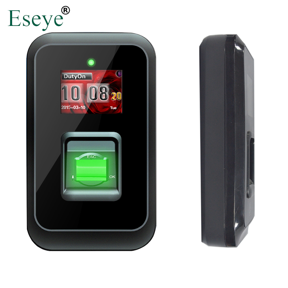 Eesye Biometric Fingerprint Time Attendance System Time Clock Time Attendance System Office Employees Digital Reader Machine цена