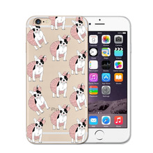 iPhone Cute Dog Patterned Case