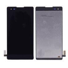 Полный ЖК дисплей для LG X Экран K500 K500F K500N K500H дисплей с сенсорный экран планшета Ассамблеи Бесплатная доставка