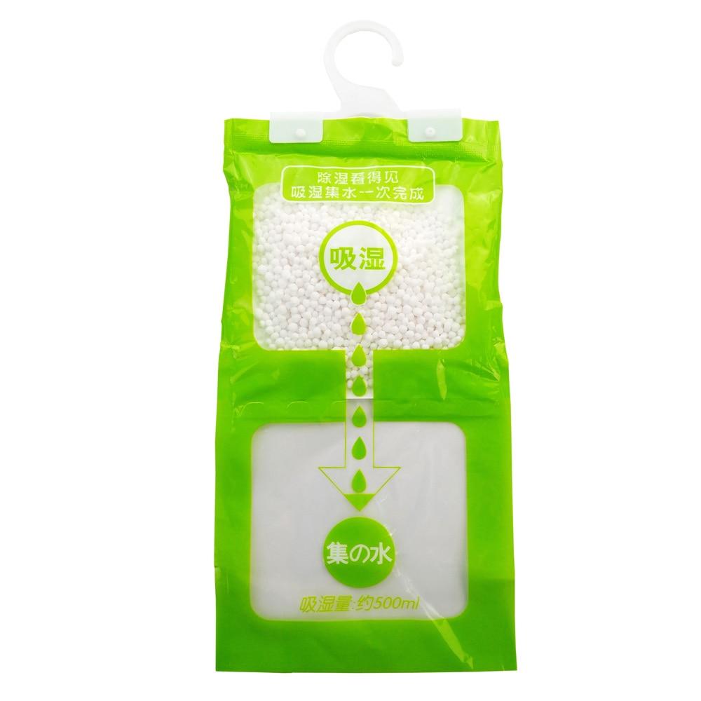 100g / 150g מסיר לחות תיקים לחות בדים תליית הארון היגרוסקופי נגד עובש מייבשת סוכן ייבוש כימיקלים לבית