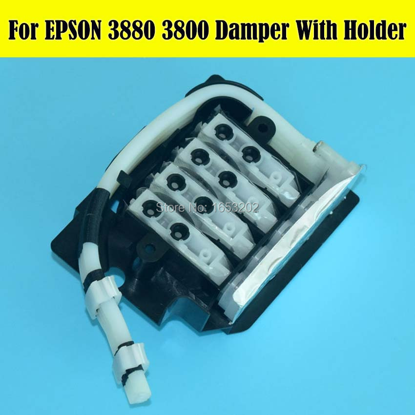 1 Pieces/Lot For EPSON 3800 3880 B310 B510 B318 B518 B300 B500 Printer Ink Damper high quality ink damper for epson 10000 106000 printer ink damper