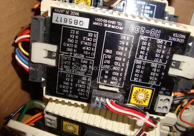 ФОТО RORZE stepper drive RC-233,Second Hand Looks Like