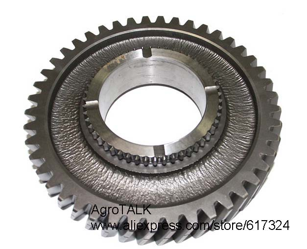 Foton tractor parts, the driven gear PTO low speed , part number: TD800.412E-03 все цены