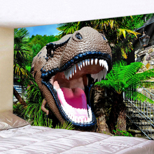 Dinosaur  Mouth Wall Hanging Tapestry Sheets Home Decorative Tapestries Beach Towel Yoga Mat Blanket Table Cloth Wall Tapestry hot fashion women wall hanging tapestry beach towel home decorative tapestries yoga blanket wall tapestry
