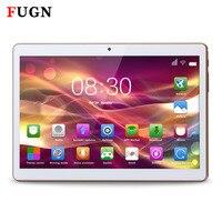 FUGN 10 Inch Original Android Tablet PC Octa 4GB RAM GPS 3G Phone Call Dual SIM