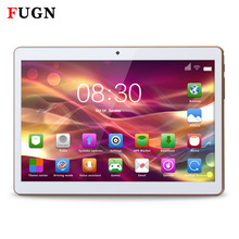 """FUGN 10 inch Original Android Tablet PC Octa 4GB RAM GPS 3G Phone Call Dual SIM WiFi 10.1"""" Drawing Notebook With Keyboard Pen"""