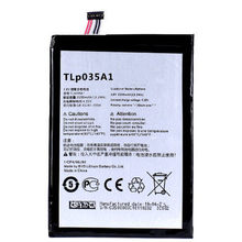 3.8V 3500mAh TLp035A1 For CMCC N823 N1 Max Battery
