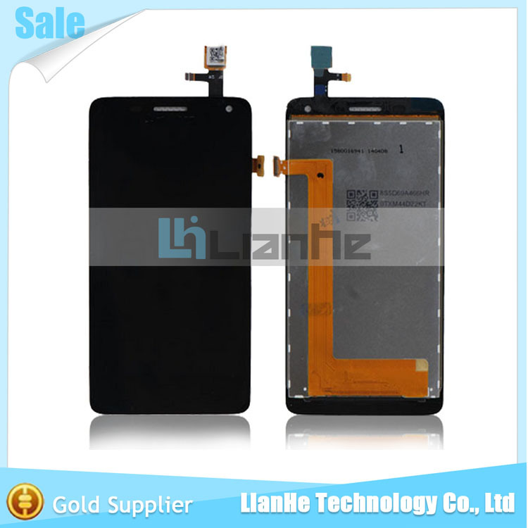 100 Guarantee Replacement For Lenovo S660 LCD Display With Touch Screen Digitizer Assembly Spare Parts