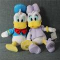 50cm=19.6inch Original Donald Duck And Daisy duck Stuffed animals plush Toys High quality Pelucia Donald Duck Plush Toys