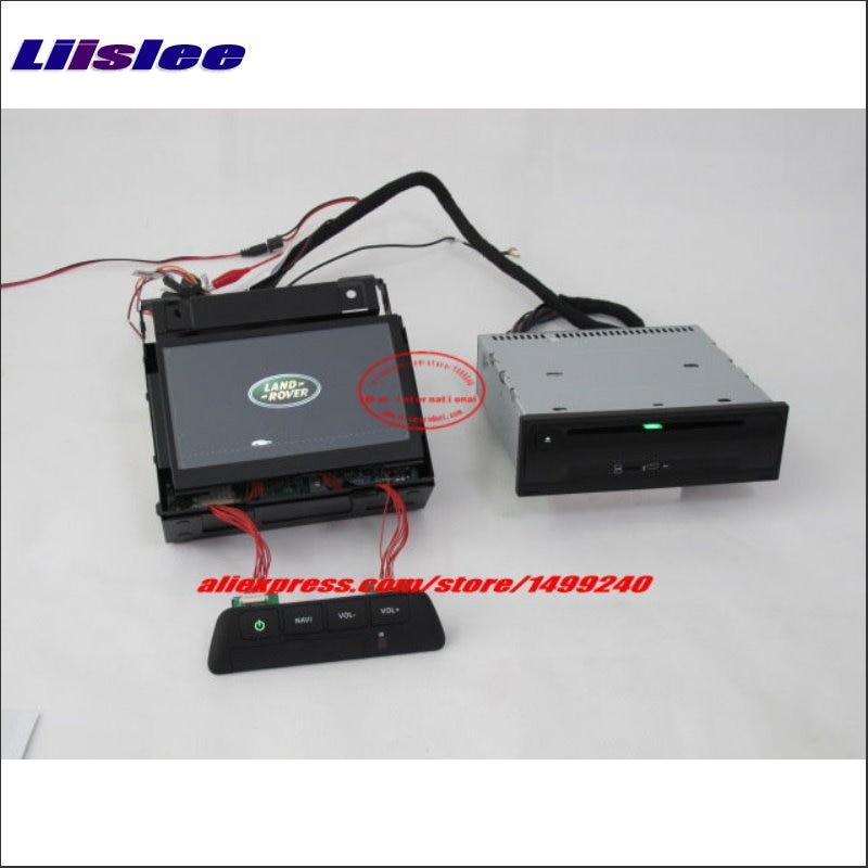Liislee For Land For Rover Freelander 2 LR2 Auto Stereo DVD-speler - Auto-elektronica - Foto 3