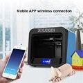 A4 bureau 3d imprimante plein cadre en métal haute précision Support téléphone APP contrôle intégré Wifi 4.3 pouces LCD écran tactile|Imprimantes 3D| |  -
