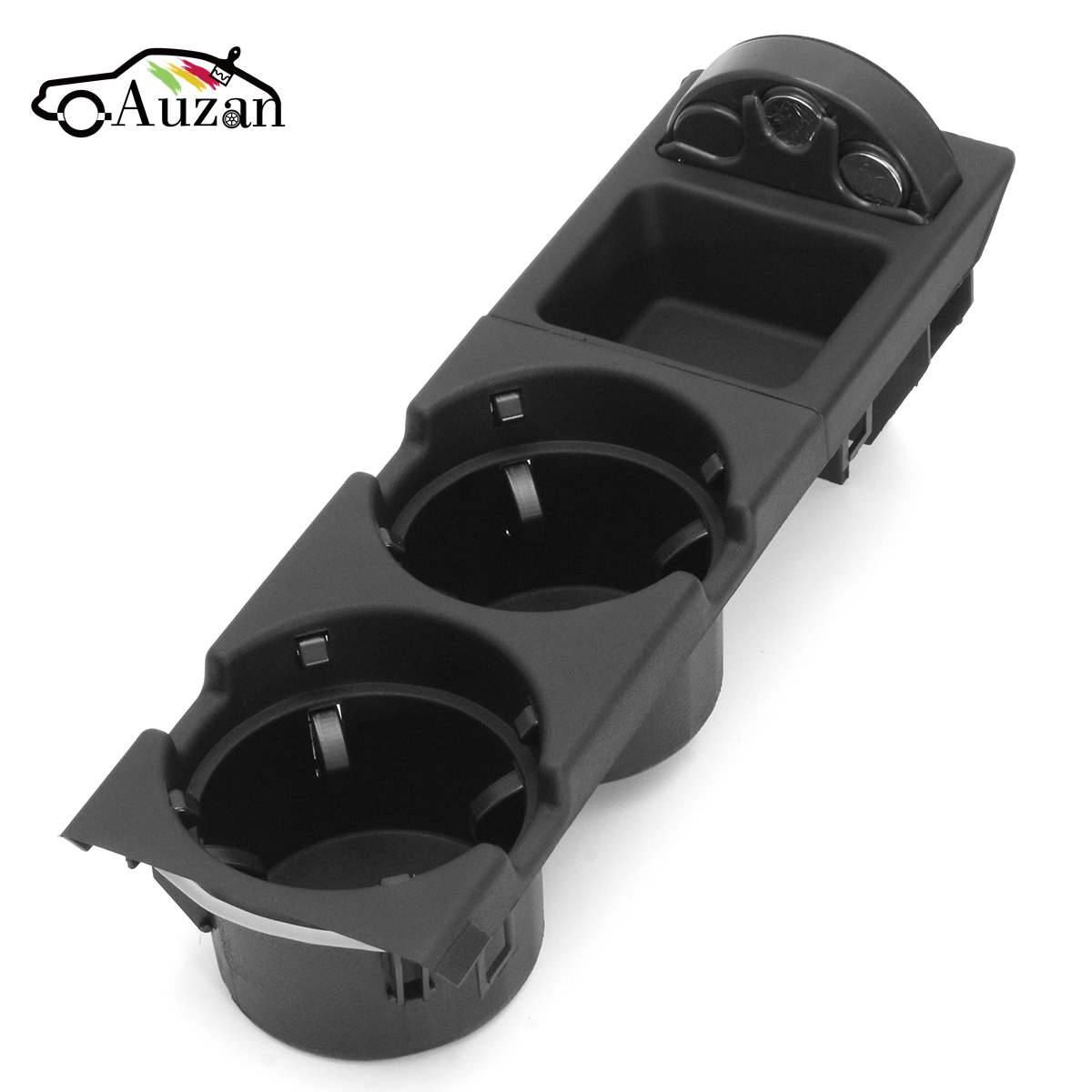 Center Console Drink Box Cup Tray Holder Coin Storage For BMW E46 323i 323ci 325i 325ci