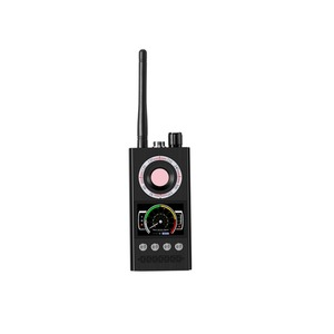 Image 2 - K68 Multi function Anti spy Detector Camera GSM Audio Bug Finder GPS Signal Lens RF Tracker Laser Light Pinhole Camera Finder
