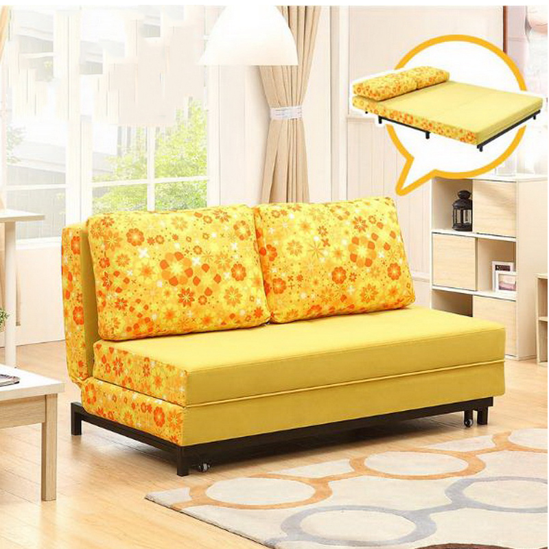 260304/1.8 m High quality flannel/Multi-function double sofa/Foldable /living room small apartment / Home sofa bed /