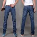 2016 летние мужчин джинсы Taobao от имени Четырех Сезонов корейских мужчин мужские брюки взрыв моделей Тонкий Прямые Джинсы 604 хлопок