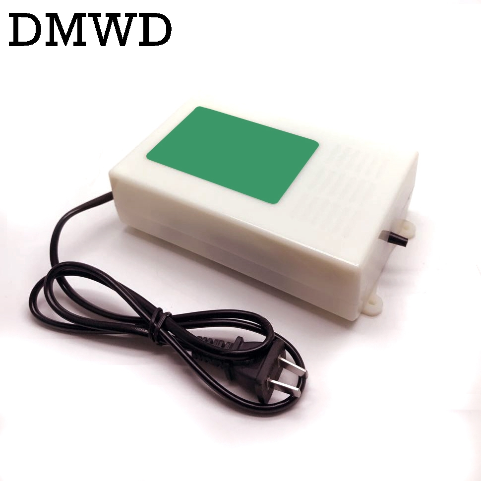 DMWD 1000mg/h Ozone Generator 220V 110V 12V car Food Water Air Sterilizer Deodorizer Purifier ozone machine oxygen Sterilization portable activated ozone sterilizer generator purifier oxygen concentrate machine 400mg