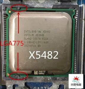 Intel Xeon X5482 Processor 3.2GHz/12M/1600Mhz equal to LGA775 Core 2 Quad Q9650 CPU,works on LGA775 mainboard no need adapter