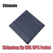 20pcs/lot  Solar cells Panel monocrystalline 6V 5W solar cell battery Panel charger For DIY Solar Kits165*165mm