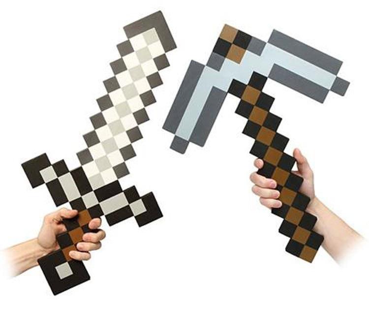 Imagenes De La Espada De Diamante De Minecraft Para Imprimir