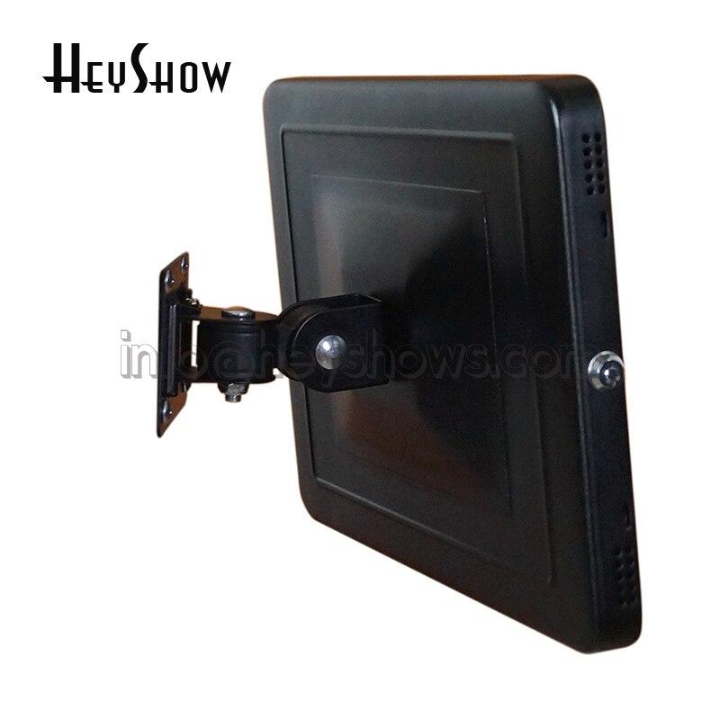 Настенное крепление для планшета Ipad с блокировкой дисплея стенд киоск Противоугонный Чехол для Ipad Pro Корпус для 12,9 дюймового Ipad Pro-1