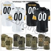 938fb8898 China Fábrica OEM Design Personalizado Camisa De Futebol Americano DIY  Ponto Sew Bordado Logotipo Da Equipe T-Shirt Das Mulheres.