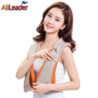 4D Shiatsu Massage Pillow With Heat For Back With 8 Massage Heads Health Products Massage Shawl