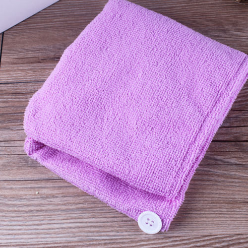 Comfy Quick Dry Hair Wrap Towel