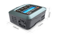 SKYRC S60 60W AC Balance Battery Charger Discharger for Remote Control Airplane RC Car Charging Accs