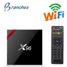 X96 W mini Android 7.1 Smart TV BOX 2GB/16GB TVBOX X 96 mini