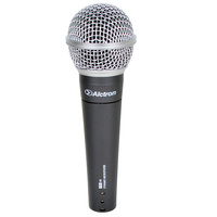 Alctron PM58 professional wired handheld music instrument dynamic microphone for ktv, home recording, stage performance