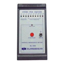 SL-030 testador de resistência à superfície anti-estática resistência à superfície tester esd medidor eletrostático frete grátis