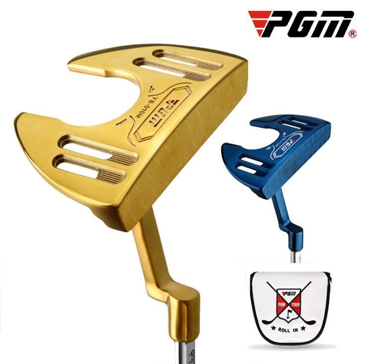 PGM Véritable De Golf Club de golf Putter avec ligne de vue Grand grip