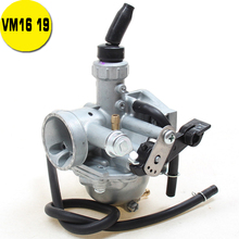Mikuni vm16 19mm Carburetor Motorcycle performance up PZ19 Carb for 50cc 70 90 110cc Dirt Pit bike